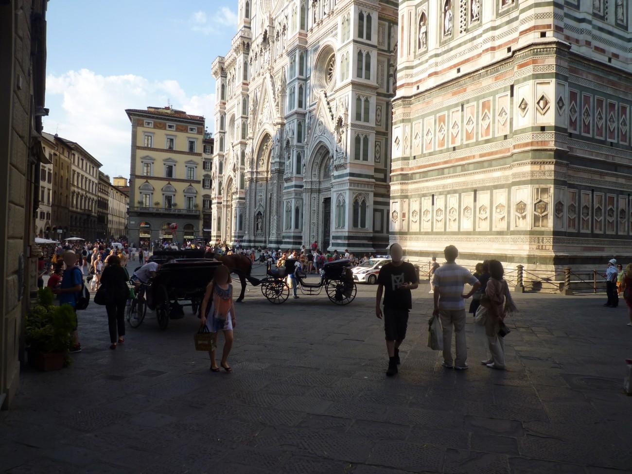 フィレンツェにてカクテルネグローニ発祥地を探す。 記2014年6月11日 ...